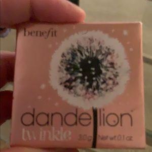 Benefit dandelion twinkle.